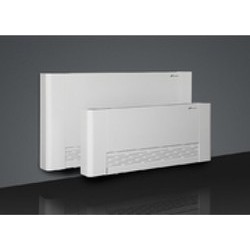 Fan coil innova sls 200 dc inverter εμφανή δαπέδου με χαμηλό υψος (370 mm)