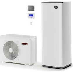Ariston Nimbus Compact 70 S Net Αντλία θερμότητας 55 °C με ΖΝΧ 180 ΛΤ Τριφασική 11kW (12 Άτοκες Δόσεις)