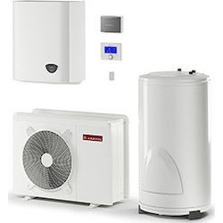 Αντλία θερμότητας Monoblock Ariston Nimbus Flex 90M T Net 14Kw Τριφασική