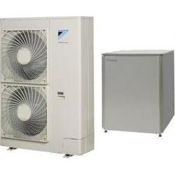 Αντλία θερμότητας Daikin Altherma EKHBRD016ADV17/ERSQ016AV1 split υψηλών θερμοκρασιών (80°C) μόνο θέρμανση 1Φ 16kw