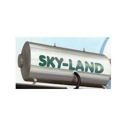 Skyland BLGL 120 lit glass μόνο το μπόιλερ ηλιακού θερμοσίφωνα τριπλής