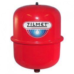 Κλειστό δοχείο διαστολής θέρμανσης zilmet 8 λίτρα