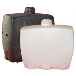 Πλαστική δεξαμενή πετρελαίου νερού Σ7 Κλασική 500 lt