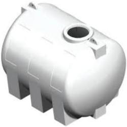 Πλαστική δεξαμενή πετρελαίου νερού Σ5 PORKY 500 lt