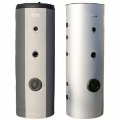 Cosmosolar BLGLL 1000 boiler 1000 λίτρα καθετο μπόιλερ glass λεβητοστασίου διπλής με έναν εναλλάκτη και ηλεκτρική αντίσταση Κ.Π