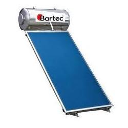 BARTEC Ηλιακός Θερμοσίφωνας Tριπλής Ενέργειας 160lt glass με συλλεκτική επιφάνεια 2,5m²  (12 Άτοκες Δόσεις)