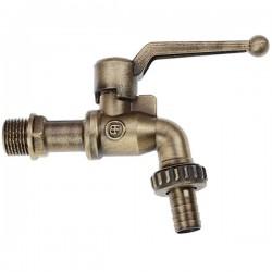 Brass Form 2510 Status form κάνουλα  σφαιρική με χειρολαβή Bronze