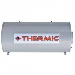 Thermic δοχείο ηλιακού (οριζόντιο)  διπλής ενέργειας BLT ECO GL 150 (136 lt)
