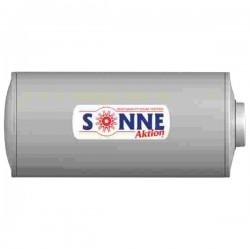 Sonne δοχείο αδρανείας τριπλής  ενέργειας για αντλία θερμότητας T 160 χάλκινο 107-311 (160 lt)