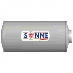 Sonne δοχείο αδρανείας διπλής  ενέργειας T 150 glass 106-901 (150 lt)