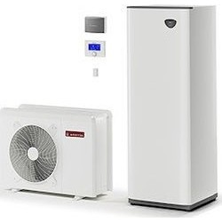 Ariston Nimbus Compact 70 M T Net Αντλία θερμότητας 55 °C  Τριφασική 11kW (12 Άτοκες Δόσεις)