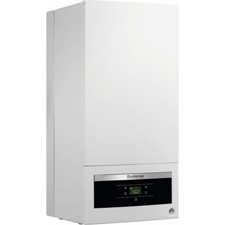 Buderus Logamax plus GB062 24KD H V2 24kW Λέβητας Συμπύκνωσης Αερίου ΖΝΧ
