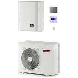 Ariston Nimbus Plus 90 M T Net 14Kw Αντλία θερμότητας Split 55 °C Τριφασική(12 Άτοκες Δόσεις)
