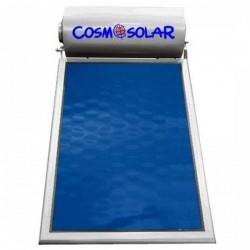Cosmosolar Ηλιακός CS-200 IS (200lt) inox με 3.00 m² διπλής ενεργείας (12 Άτοκες Δόσεις)