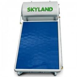 Skyland Ηλιακός GLD 170/2.58 ΚΑΘ (170 lt) glass με 2.58 m² διπλής ενεργείας (12 Άτοκες Δόσεις)