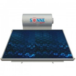 Sonne Ηλιακός Phaethon T 160 - H χάλκινος 2.40 m² διπλής ενεργείας (12 Άτοκες Δόσεις)