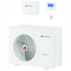 Chaffoteaux Αντλία θερμότητας ARIANEXT LITE 90 M T LINK Μιας Ζώνης Για Θέρμανση Και Ψύξη Τριφασική