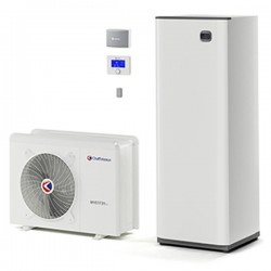 Chaffoteaux Αντλία θερμότητας ARIANEXT COMPACT 70 M LINK Μίας Ζώνης Για Θέρμανση Και Ψύξη Τριφασική