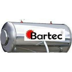 Μποϊλερ ηλιακου 130lit Bartec super glass titanium τριπλής