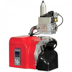 Ecoflam MAX GAS 170 PAB Καυστήρας Πετρελαίου Διβάθμιος (55-175 kw)
