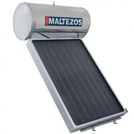 MALTEZOS MALT H 125Lt INOX ΔΙΠΛΗΣ ΕΝΕΡΓΕΙΑΣ ΕΠΙΛΕΚΤΙΚΟΣ ΣΥΛΛΕΚΤΗΣ SAC 100x150