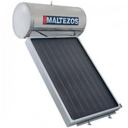MALTEZOS MALT H 160Lt INOX ΤΡΙΠΛΗΣ ΕΝΕΡΓΕΙΑΣ ΕΠΙΛΛΕΚΤΙΚΟΣ ΣΥΛΛΕΚΤΗΣ SAC 130x150  (12 άτοκες δόσεις)
