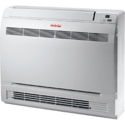 Toyotomi CON28INECR32/CON28OUECR32 Kλιματιστικό δαπέδου μικρών διαστάσεων R32 WiFi Standard 9.000 btu/h A++/A+++