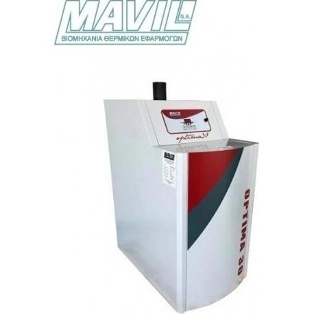 Mavil Optima Plus 20 HE Ατομική Μονάδα Πετρελαίου 20.000 kcal/h με ζεστα νερά