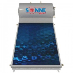 Sonne Ηλιακός Phaethon T 200-E Χάλκινος 2.40 m² Τριπλής Για Αντλία Θερμότητας ενεργείας (12 Άτοκες Δόσεις)