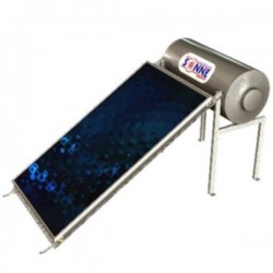 Sonne Ηλιακός Atlas Χαμηλού Ύψους T 120 Glass 1.60 m² Τριπλής ενεργείας (12 Άτοκες Δόσεις)