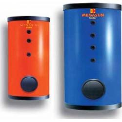 Helioakmi BL2 2500 L Boiler Λεβητοστασίου Με 2 Εναλλακτες