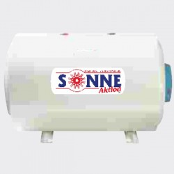 Sonne Glass Ηλεκτρικός θερμοσίφωνας 40 Λίτρα  Οριζόντιο 3500 W