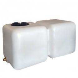 Πλαστική δεξαμενή πετρελαίου νερού S12 AQUA 240 lt