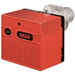 Kαυστήρας Μονοβάθμιος Riello FS 20 + MBDLE 407 G Multiblock Αερίου 81-180 Kw