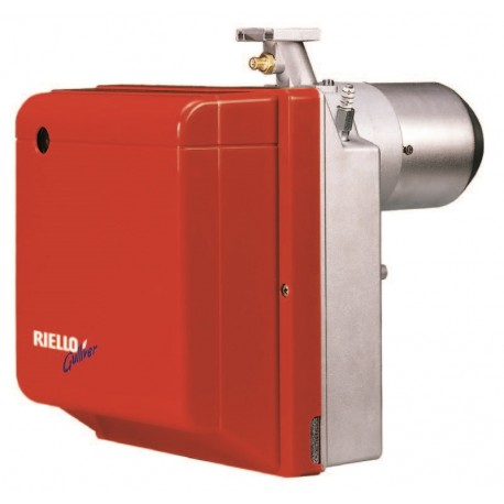 Kαυστήρας Διβάθμιος Riello BS 3 D + MBDLE / 2 407 G Multiblock Αερίου 65-150 Kw