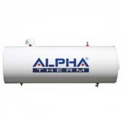 Alpha Therm Boiler Ηλιακού BSK-120 Διπλής Ενέργειας