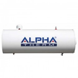 Alpha Therm Boiler Ηλιακού BSK-120 Τριπλής Ενέργειας
