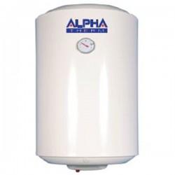 Alpha Therm THERM-80 Ηλεκτρικός Θερμοσίφωνας Κάθετο