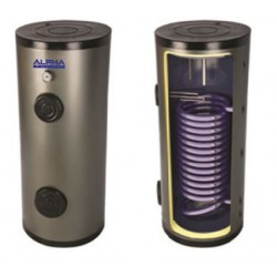 Alpha Therm BKL/2-500 Boiler Λεβητοστασίου Με 2 Εναλλάκτες