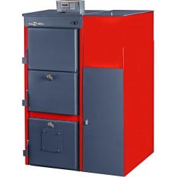 HALCOTHERM LN4B 60 Λέβητας Βιομάζας 4 διαδροµών καυσαερίων 60.000 Kcal/h