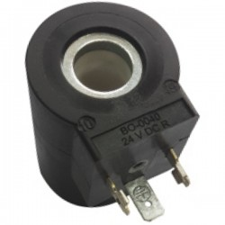 S.I.M.E BO-0050 Πηνίο Ηλεκτρομαγνητικής Βαλβίδας μικρό στρογγυλό