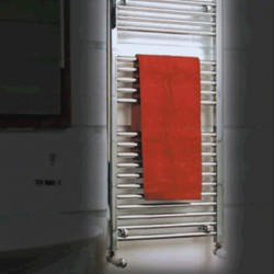 Mito Θερμαντικό Σώμα Λουτρού 500 x 1000 Χρωμέ (476 kcal/h)