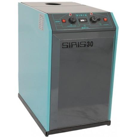SIRIS 40 Xαλύβδινη ατομική μονάδα 40.000 kcal 47 KW