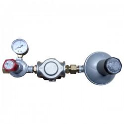 S.I.M.E. 997.16.30.12 Kit Εξόδου ρυθμιστή χαμηλής πίεσης χωρίς ηλεκτροβαλβίδα