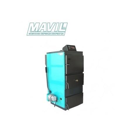 Λέβητας Ξύλου Mavil ECO 120 120.000Kcal/h
