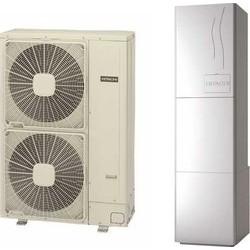 Hitachi Yutaki S80 RWH-5.0NFE/RAS-5WHNPE Αντλία θερμότητας split Τριφασική 80°C 14 KW(12 Άτοκες Δόσεις)