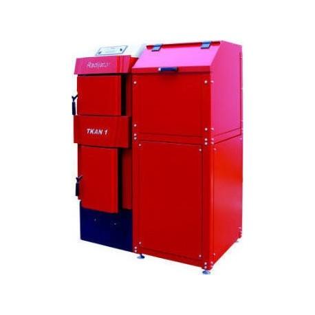 Λέβητας ξύλου - pellet Radijator TKAN1 25-35 Kw