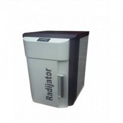 Ατομική μονάδα pellet BIOlux UNI 20 RADIJATOR 19,7Kw 16.942 Kcal/h (12 άτοκες δόσεις)