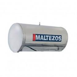 BOILER MALTEZOS H 160Lt Διπλης Ενεργειας ΑΝΟΞΕΙΔΩΤΟ