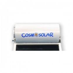 Cosmosolar BLINC 200 boiler inox ηλιακού θερμοσίφωνα διπλής ενεργειας κλειστού κυκλώματος 200 λίτρα